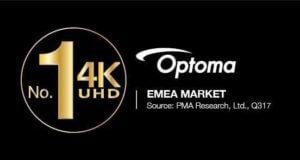 Optoma no1 4k brand