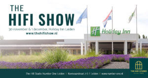Hifi show Number One Leiden 2019