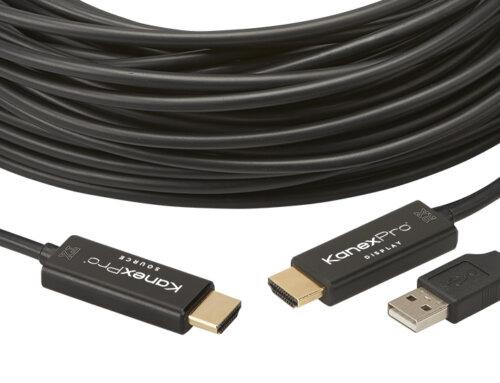 Actieve optische 18Gbps High Speed 4K HDMI kabel, 100m