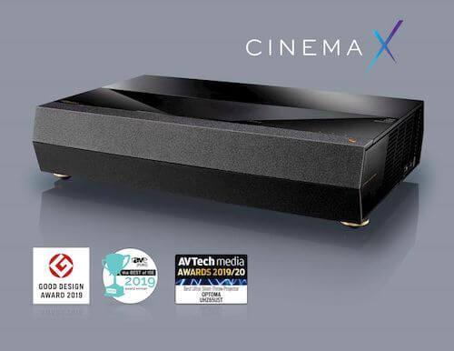 Optoma Cinemax P1 awards
