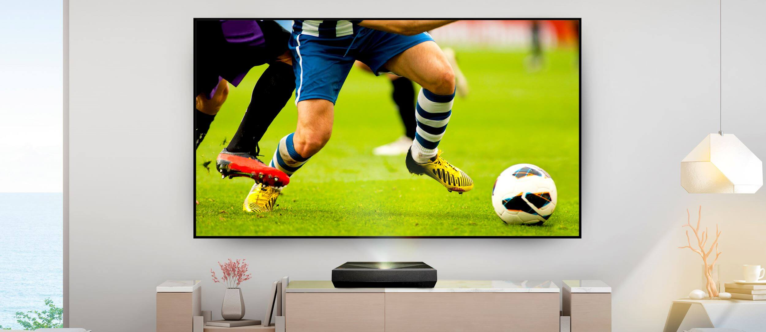 Optoma ALR101 voetbal