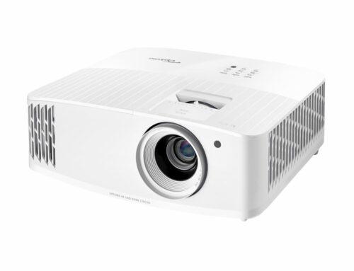 Nieuw: Optoma UHD38 4k € 1.099,-