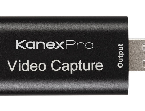 KanexPro HDMI 1080p USB 2.0 Gaming Capture Dongel
