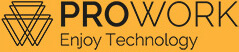 Prowork logo plat