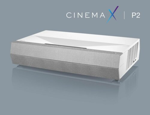 Optoma CinemaX P2 € 3.099,-