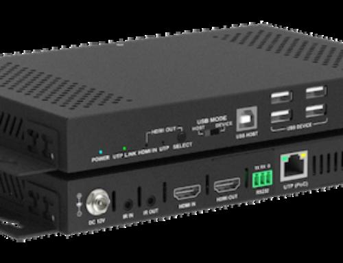 DVDO 4K HDMI 2.0 KVM Extender over Catkabel