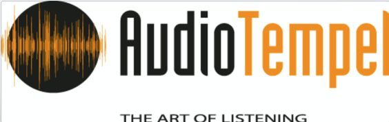 AudioTempel logo rechthoek